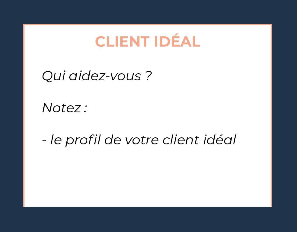 segment de clientèle
