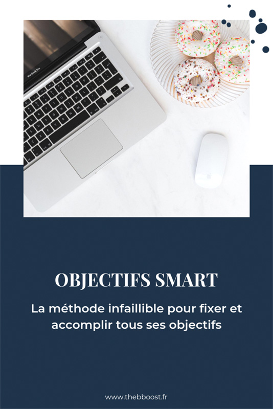 Objectif SMART : la méthode infaillible pour fixer et accomplir tous ses objectifs. Un article du blog www.thebboost.fr #coach #business