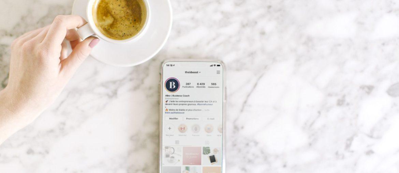 thebboost personal branding instagram