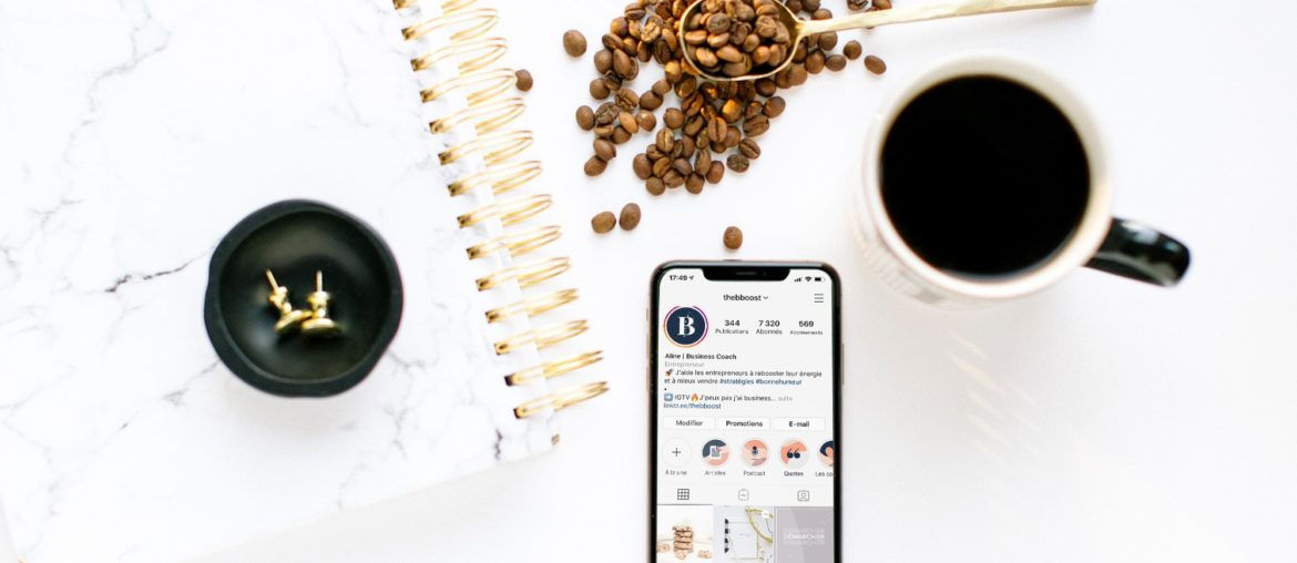 La méthode CATCH pour développer son business sur Instagram