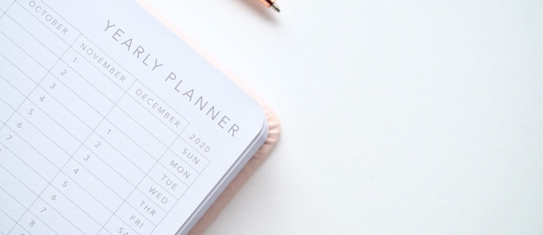 thebboost planifier son année 2020