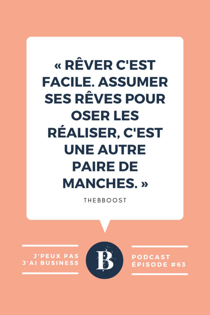 La peur de réussir chez les entrepreneurs, ou comment s'auto saboter en beauté. Un article du blog www.thebboost.fr
