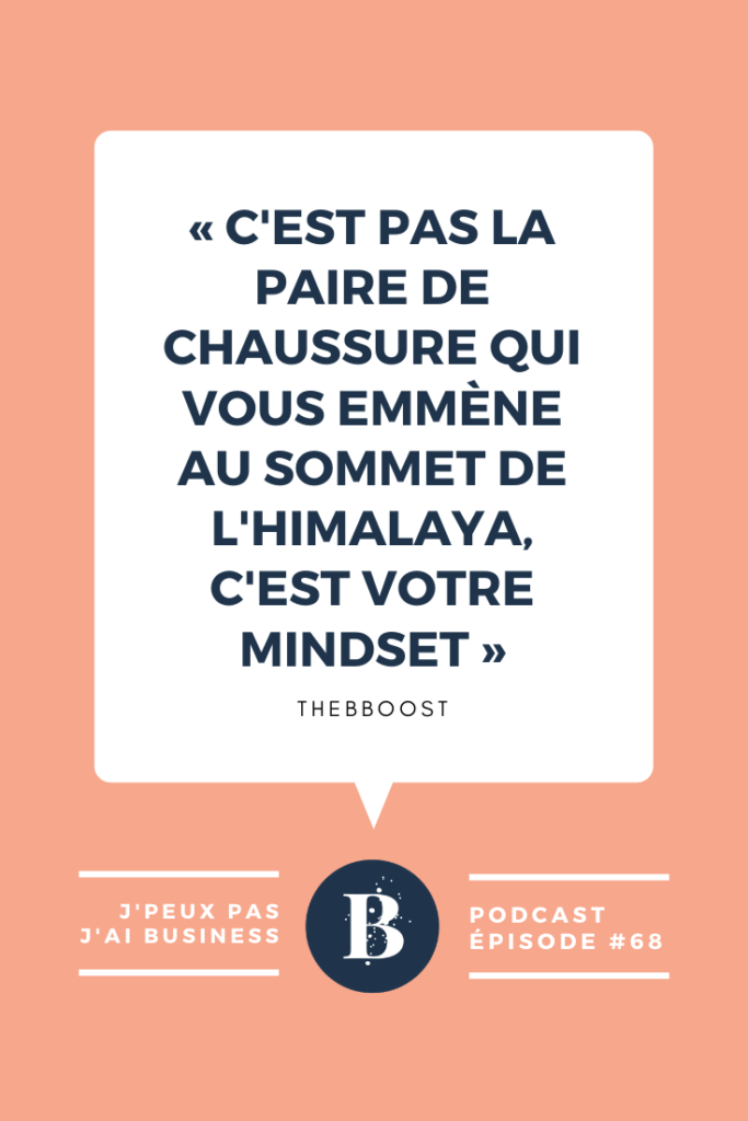 Comment se construire un mindset d'entrepreneur. Interview de Margaux Klein pour le blog www.thebboost.fr
